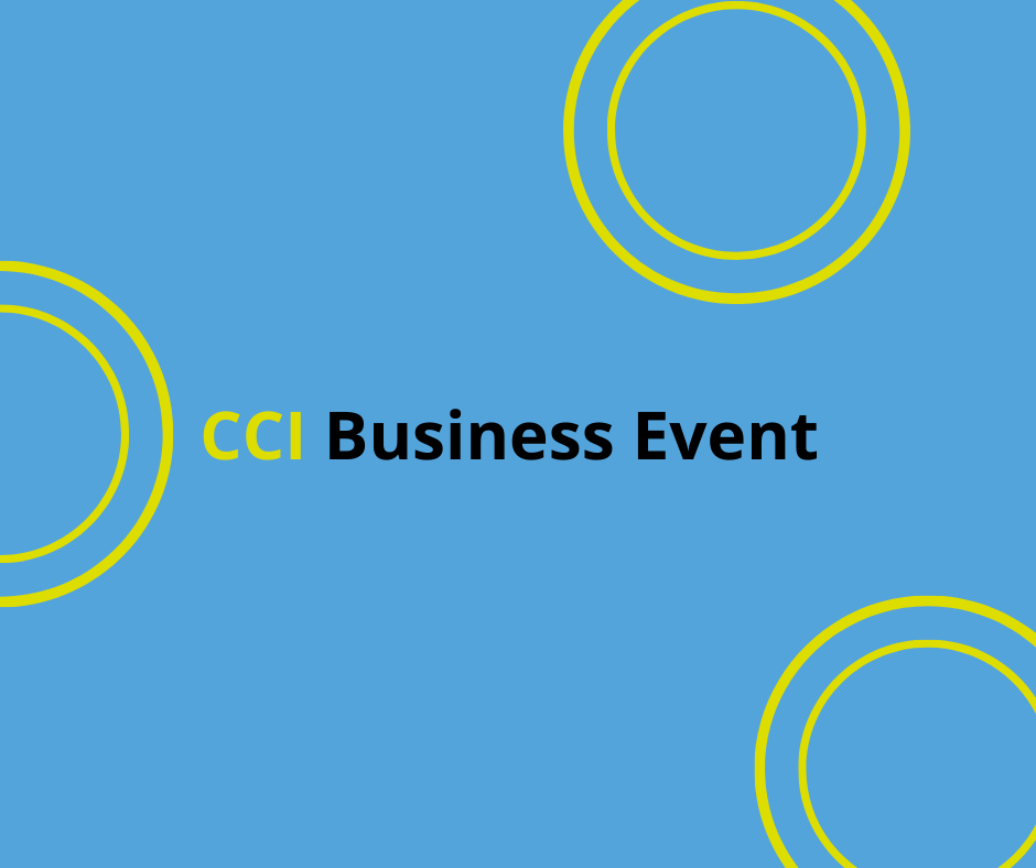 CCI Business Event